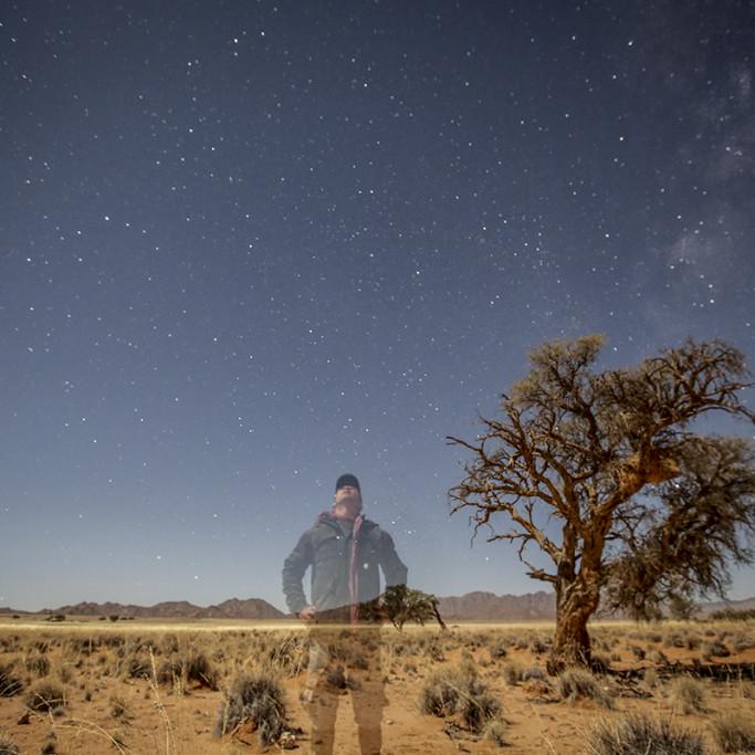 Stargazing Namibia
